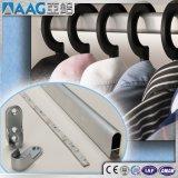 Protuberancia de aluminio del perfil para la puerta del armario