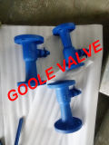 de vapor 150lb da caldeira do sopro válvula para baixo (GAPQ41M)