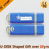Movimentação feita sob encomenda do flash do isqueiro USB3.0 do cigarro do presente do logotipo (YT-1121-3.0)