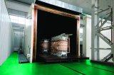 132kv 기름은 변전소를 위한 짐 꼭지 변경자에를 가진 송전 밑에 놓인 변압기를 가라앉혔다