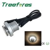 IP67 DEL anti-éblouissante Downlight éclairage de C.C 12V DEL de 1 watt