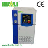 Refrigerador refrescado aire industrial de los circuitos de agua del desfile de Huali para el agua de enfriamiento