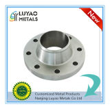Peças personalizadas do forjamento do aço inoxidável