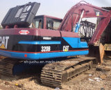 使用された猫320bl日本トラック掘削機(幼虫320B)