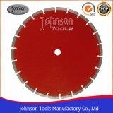Outil de diamant de 300 mm Outil de coupe circulaire à usage général