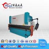 Máquina de dobra hidráulica do freio da imprensa do metal de folha do CNC