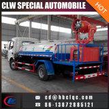 Nuovo camion dello spruzzo dell'antiparassitario del camion di autocisterna dello spruzzatore dell'antiparassitario 6m3 della Cina