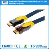 De Vlakke HDMI Kabel van de fabriek V1.4 1080P
