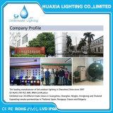 IP68 Licht van de LEIDENE het OnderwaterPool van de Vlek (Waterdichte Luminaire met driepoot)