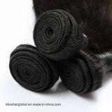 Weave волос девственницы верхнего качества волосы перуанского прямые естественные