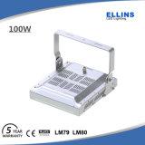 고성능 플러드 빛이 옥외 크리 사람 150W 200W LED 투광램프 플러드에 의하여 LED 점화한다