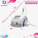 High Frequency No Painful Medical Ce 980nm Machine de prélèvement vasculaire