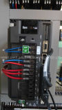 Alta de la capacidad máquina automática de la cerca de la conexión de cadena por completo