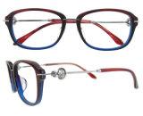De nieuwe Vrouwen Eyewear van het Frame van het Oogglas van de Acetaat van de Manier van het Frame van het Ontwerp Optische