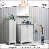 Mobília moderna do gabinete da vaidade do banheiro do PVC do estilo de N&L