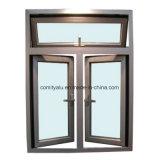 Perfil de aluminio anodizado color del metal para la ventana de aluminio