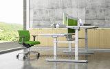 L moderne bureau réglable de hauteur électrique de Tableau de bureau de forme (HF-YZT023)