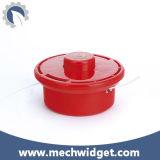 Condensador de ajuste de la pista de cortador de cepillo del motor del movimiento de la gasolina 2