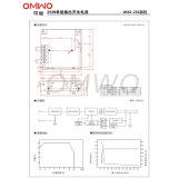 Hochfrequenz-Schaltungs-Stromversorgung Soem-Wxe-25s-24
