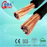 Cable conductor flexible de cobre trenzado Auto cable de la batería