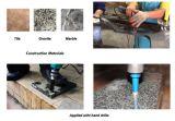 Bit van de Boor van de Kern van de Diamant van het segment de Natte Droge voor Marmer, Graniet
