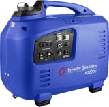 Gerador portátil do Recoil 2.2kw da gasolina do sistema novo com Ce novo GS EPA do sistema (Xg-2200)