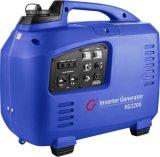 Generatore portatile di ritrazione 2.2kw della benzina del nuovo sistema con il nuovo Ce GS EPA (Xg-2200) del sistema