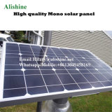 Da lua solar elevada da quantidade de Alishine 9W 12W 18W luz ao ar livre da parede do jardim