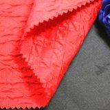 Neues Garn 2017 Extravayant Gewebe-Farben-Polyester-Jacquardwebstuhl-Gewebe für Frau Skirt Coat