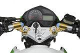 bici di sport del motociclo della via 150cc con due rotelle