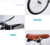 Hallo-10 weibliches Fahrrad/bequemes Stadt-Fahrrad/Arbeitsweg-Fahrrad