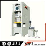única máquina lateral Semi reta da imprensa de potência mecânica do ponto 80ton/110ton/160ton