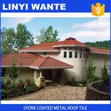 Плитка крыши металла самого лучшего камня качества Coated