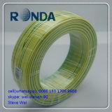 Fio elétrico de cobre contínuo isolado PVC de HAR 450/750V
