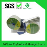 Cinta de empaquetado aplicada del establo y del receptor de papel OPP con el pegamento fuerte del acrílico de la fuerza de vinculación