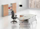 Het moderne Kantoormeubilair van de Lijst van de Manager van het Bureau van de Melamine van het Ontwerp Houten (HF-BSA03)