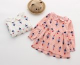 Kind-Kleidung-Mädchen-Hemd-Kleinkind-Sommer gedrucktes Kleid