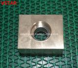 CNC maschinelle Bearbeitung des Messingteils für Maschinerie in der hohen Präzision
