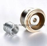 CNCのLathe著機械化の部品の機械化の回転部品