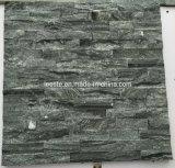 Pietra culturale del grano del marmo di legno popolare del nero
