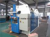 Máquina de dobramento inoxidável hidráulica da placa Wc67y-300X6000 de aço