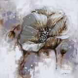 Цветок Картины маслом для украшения дома