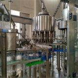 Máquina de rellenar purificada botella de consumición del agua del animal doméstico automático 3in1