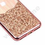 Nieuwste Luxe Acryl en het Mobiele Geval van de Telefoon TPU voor iPhone 7