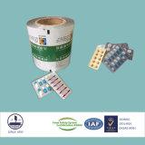 Película compuesta farmacéutica para las tablillas de empaquetado