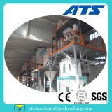 Équipement de traitement de poudre au poivre chaud pour l'usine de poivron