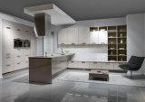 Gabinete de cozinhas elevado do lustro da melhor fábrica do sentido