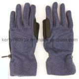 2019の基本的な反Pilling北極の羊毛の手袋か暖かい手袋(DH-G089)