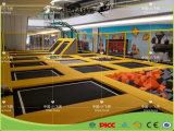Eignung-Trampoline der Werbungs-Kinder, Euroneuer Standardentwurfs-Innentrampoline-Park