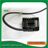 트랙터 높은 루멘 LED 플러드 빛 밖으로 작동하는 18W LED 문 LED 플러드 빛을%s 가벼운 LED 크리 사람 일 빛을
